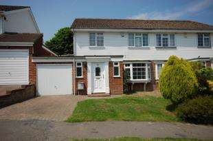 Semi Detached House for sale in The Rough, Newick, Lewes, East Sussex