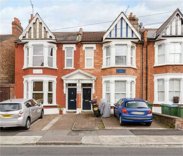 3 Bedrooms End Of Terrace House for sale in Kinveachy Gardens, London