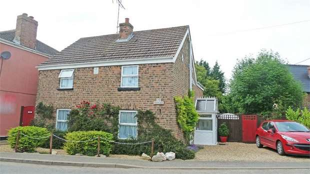 4 Bedrooms Detached House for sale in St Marks Road, Holbeach St Marks, Holbeach, Spalding, Lincolnshire