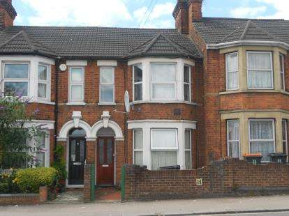 3 Bedrooms Terraced House for sale in London Road, Bedford, Bedfordshire