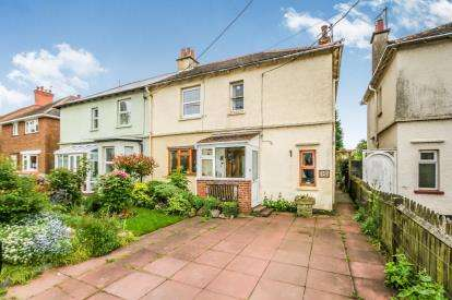 3 Bedrooms Semi Detached House for sale in Wollaston Road, Irchester, Wellingborough, Northamptonshire