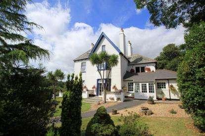 2 Bedrooms Flat for sale in Park Lane, Budleigh Salterton, Devon