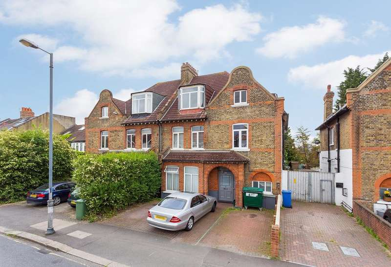 2 Bedrooms Flat for sale in Queens Road, London SW19