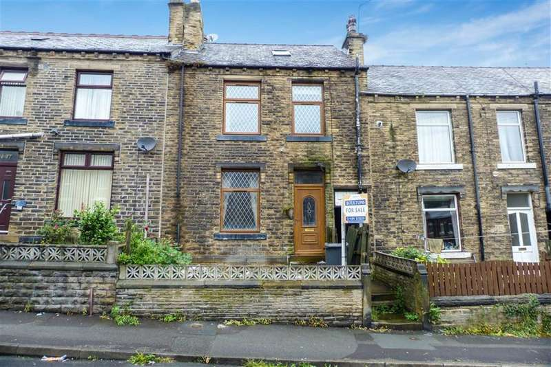 1 Bedroom Property for sale in 69, May Street, Crosland Moor, Huddersfield