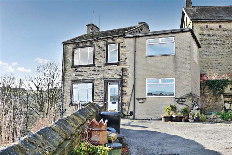 3 Bedrooms Detached House for sale in Church Street, Golcar, Huddersfield