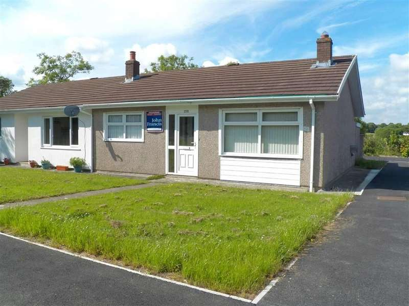 2 Bedrooms Property for sale in Landseer View, Hook, Haverfordwest