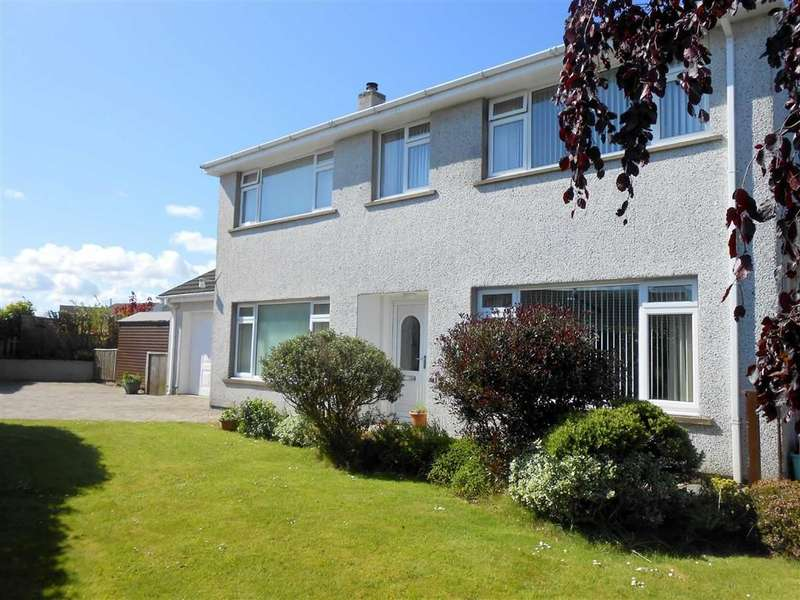 5 Bedrooms Property for sale in Castle View, Simpson Cross, Haverfordwest