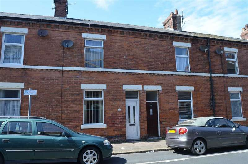 3 Bedrooms Terraced House for sale in Keith Street, Barrow In Furness, Cumbria