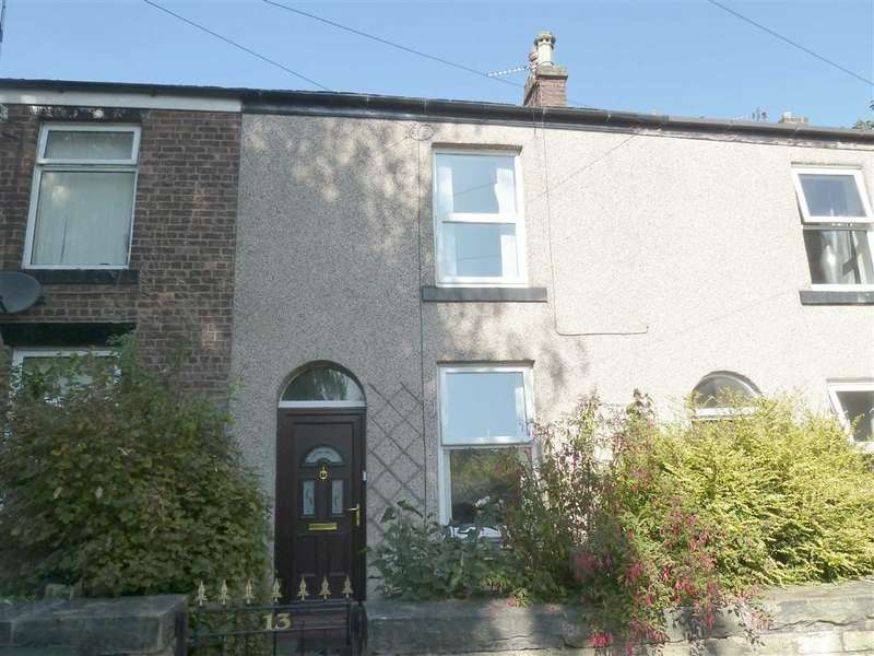 2 Bedrooms Property for sale in Prince Street, HEYWOOD, Lancashire, OL10
