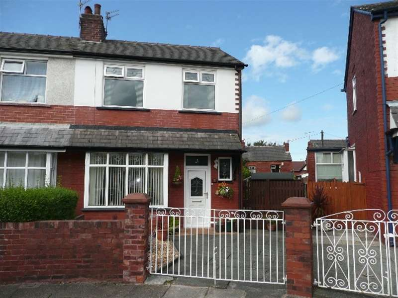 2 Bedrooms Semi Detached House for sale in Silverdale, Swinley, Wigan, WN1