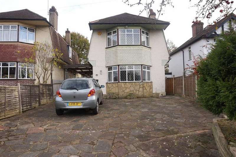 4 Bedrooms Property for sale in The Crescent, West Wickham