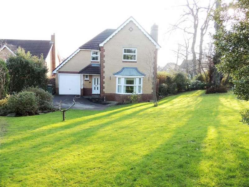 4 Bedrooms Property for sale in Old Bank Close, Bredbury, Stockport