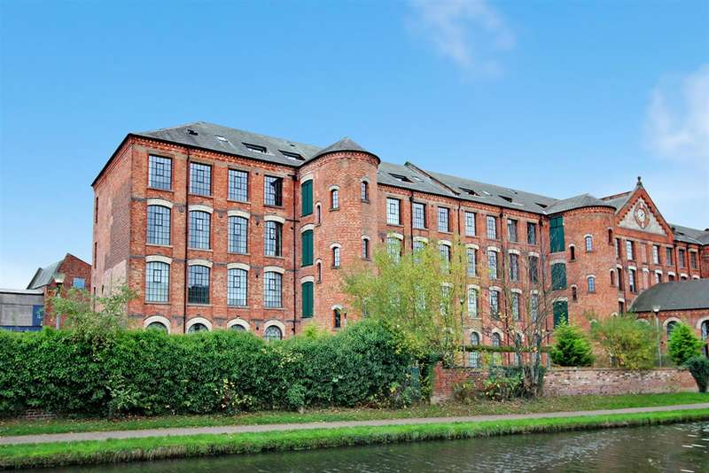 2 Bedrooms Flat for sale in Springfield Mill, Sandiacre