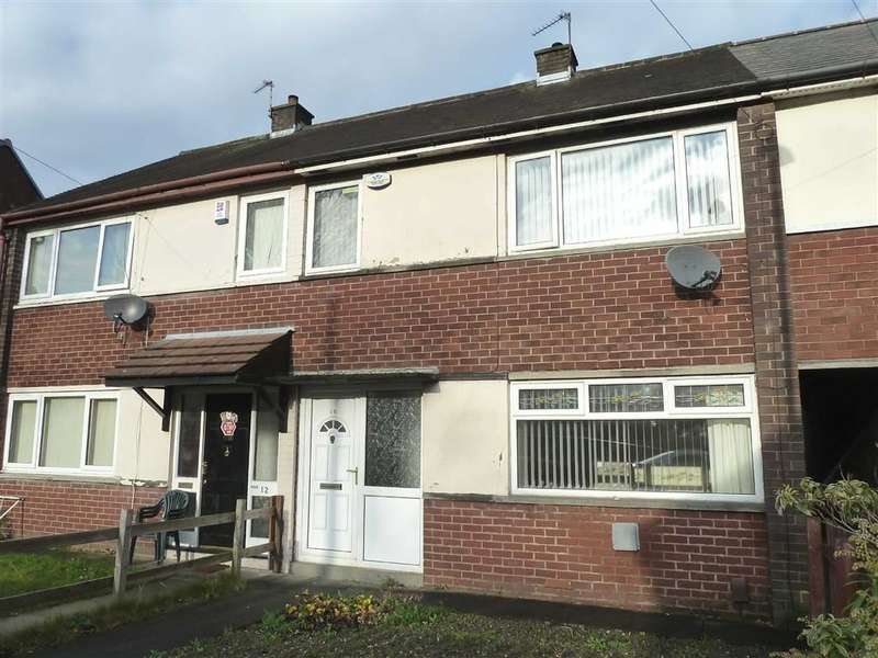 2 Bedrooms Property for sale in Downham Road, HEYWOOD, Lancashire, OL10