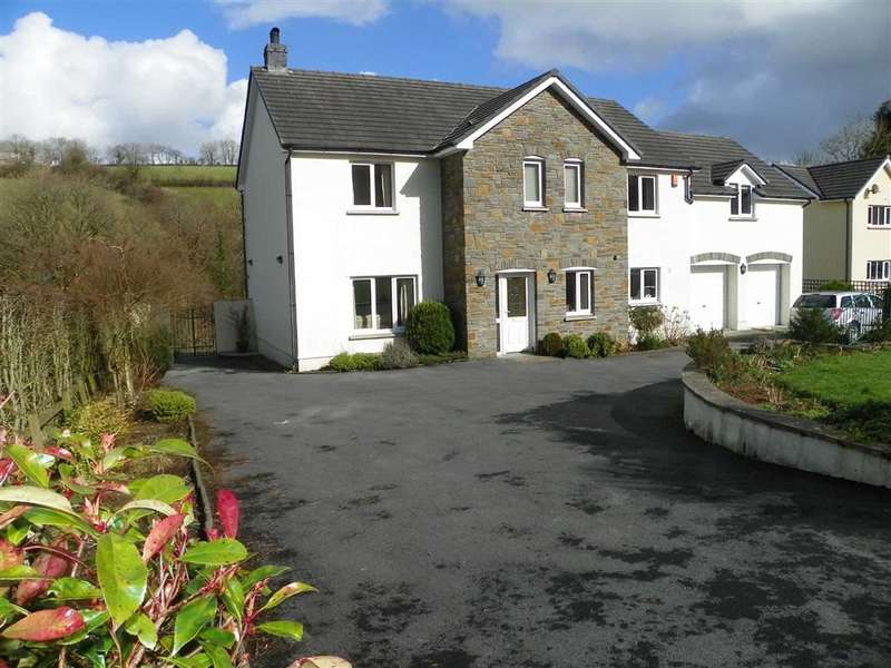 6 Bedrooms Property for sale in Ger Y Duad, Cynwyl Elfed