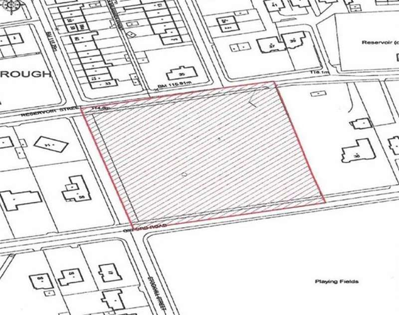 Land Commercial for sale in Cullingworth Courts, Land At Oxford Road, Dewsbury