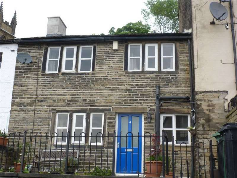 2 Bedrooms Terraced House for sale in Church Street, Longwood, Huddersfield