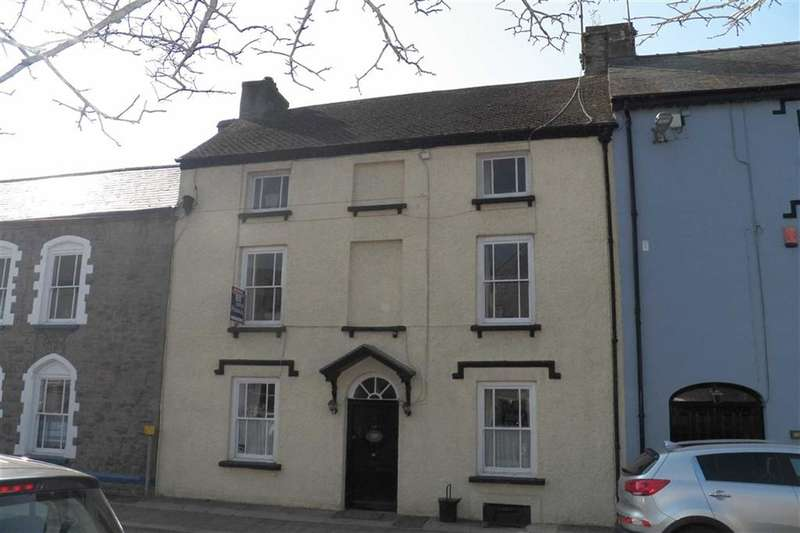 4 Bedrooms Property for sale in King Street, Laugharne