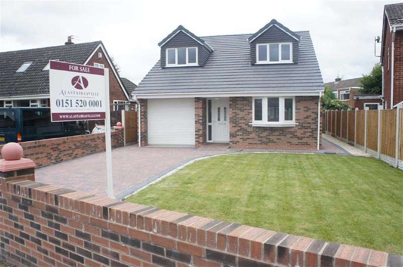 4 Bedrooms Property for sale in Moss Lane, Maghull, Merseyside