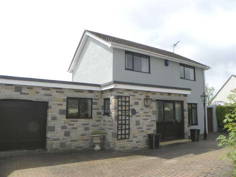 3 Bedrooms Property for sale in Cleggars Park, Lamphey, Pembroke