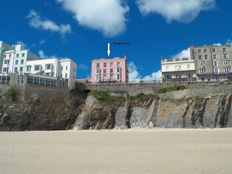 3 Bedrooms Flat for sale in The Paragon, Tenby