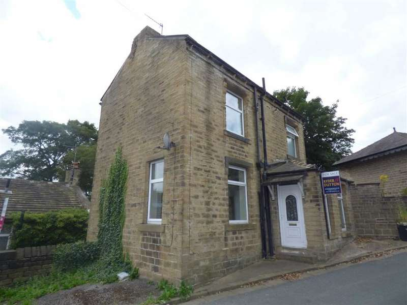 2 Bedrooms Property for sale in Station Road, Golcar, HUDDERSFIELD, West Yorkshire, HD7