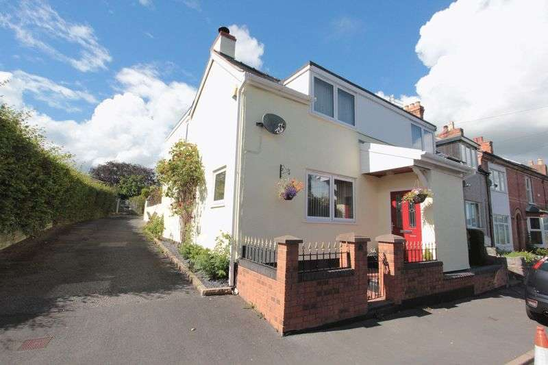 4 Bedrooms Semi Detached House for sale in Middle Lane, Denbigh