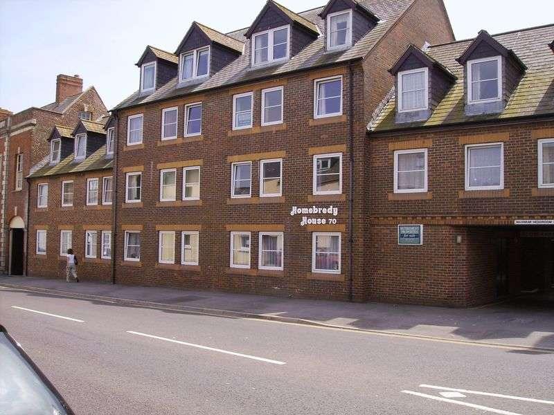 1 Bedroom Retirement Property for sale in Homebredy House, Bridport, DT6 3NL