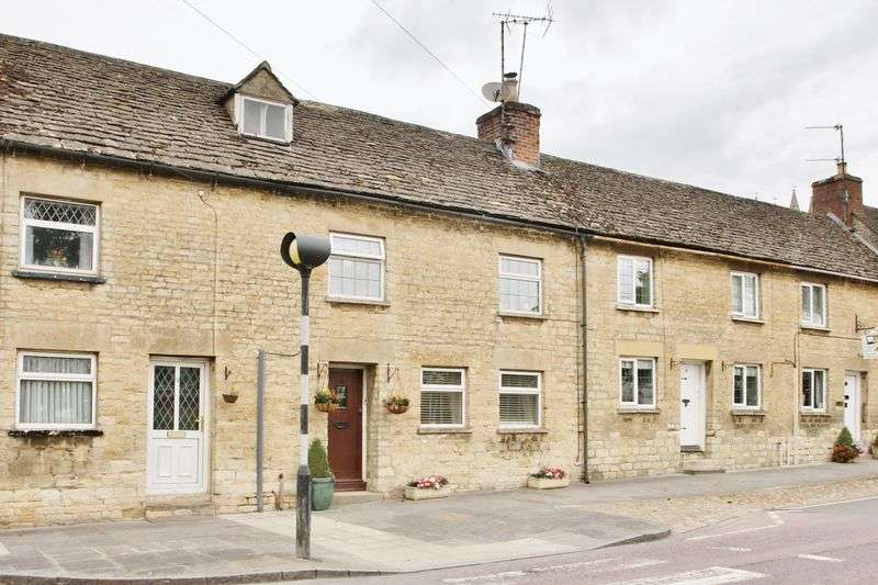 3 Bedrooms Terraced House for sale in High Street, Cricklade, Wiltshire