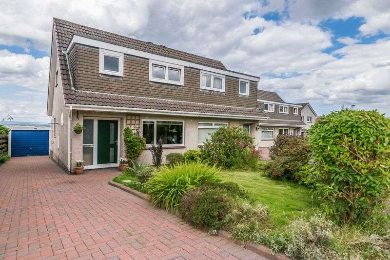 3 Bedrooms Semi Detached House for sale in 145 Curriehill Castle Drive, Balerno, Edinburgh, EH14 5TB