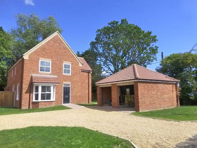 4 Bedrooms Detached House for sale in Stalham Green