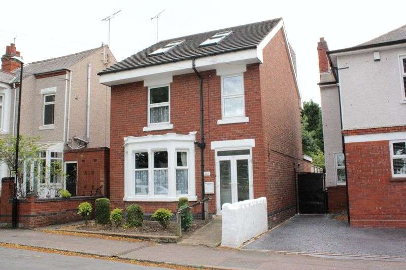6 Bedrooms Detached House for sale in Binley Road, Coventry