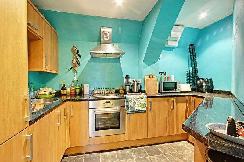 2 Bedrooms Flat for sale in Boulevard, Hull