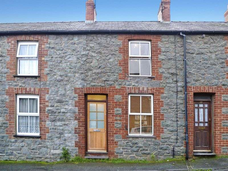 2 Bedrooms Terraced House for sale in Bangor