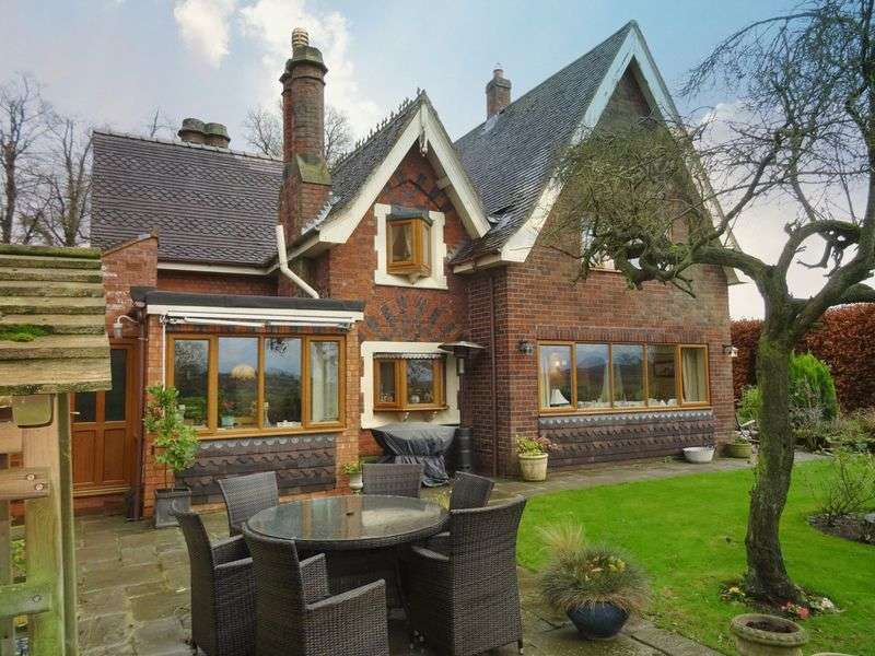 3 Bedrooms Detached House for sale in Brancote, Stafford
