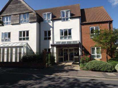 1 Bedroom Retirement Property for sale in Fairland Street, Wymondham, Norfolk