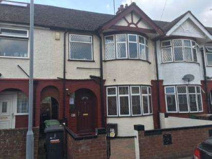 3 Bedrooms Terraced House for sale in Runfold Avenue, Luton, Bedfordshire