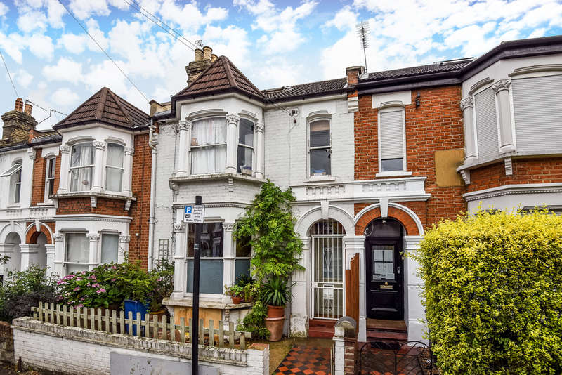 4 Bedrooms Terraced House for sale in Cranbrook Park, Wood Green