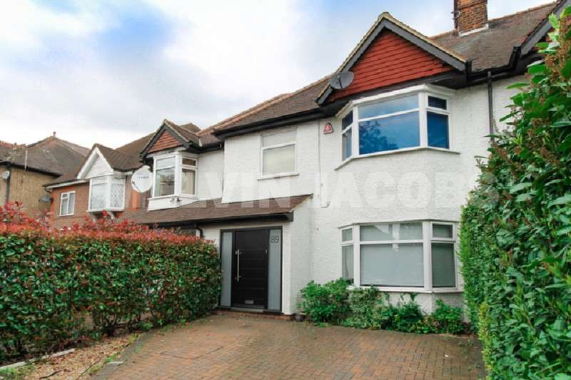 4 Bedrooms Semi Detached House for sale in Whitchurch Lane, Edgware, Greater London. HA8 6NZ