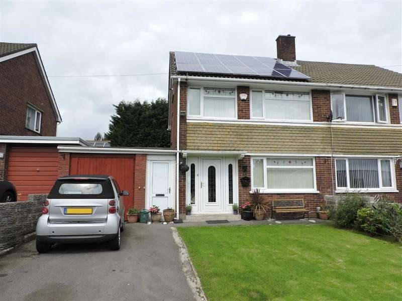 3 Bedrooms Property for sale in Glyncollen Drive, Ynysforgan