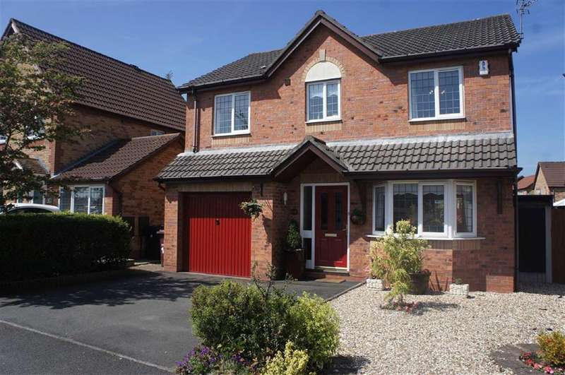 4 Bedrooms Property for sale in Saxon Way, Littledale, Merseyside
