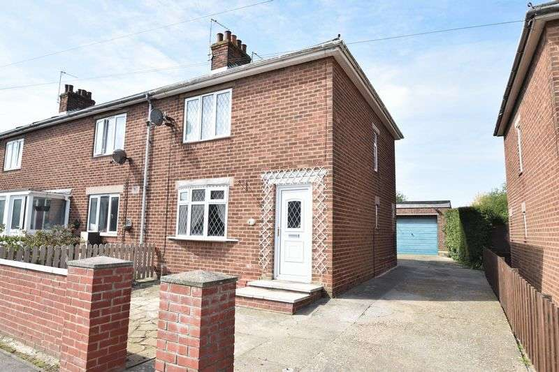 3 Bedrooms Terraced House for sale in Mount Pleasant Avenue, Louth