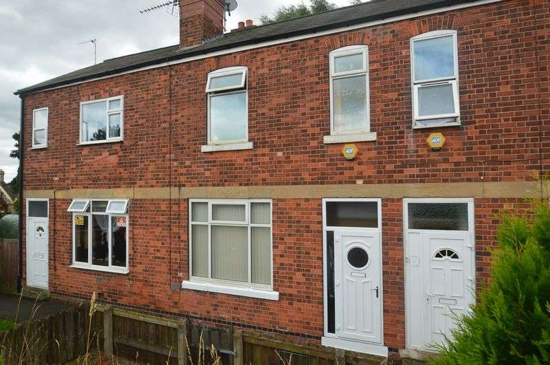 3 Bedrooms Terraced House for sale in Station Road, Shirebrook