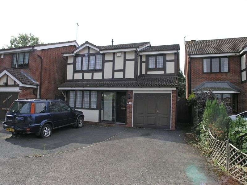 4 Bedrooms Detached House for sale in BRIERLEY HILL, PENSNETT, Fernhurst Drive