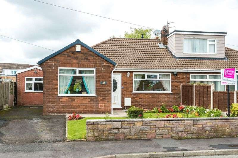 4 Bedrooms Semi Detached Bungalow for sale in Bentham Road, Standish