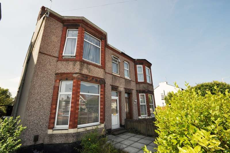 3 Bedrooms House for sale in Leasowe Road, Wallasey