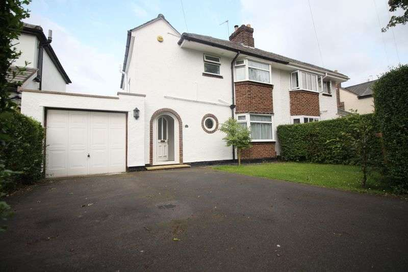 3 Bedrooms Semi Detached House for sale in Mayfield Road, Wirral