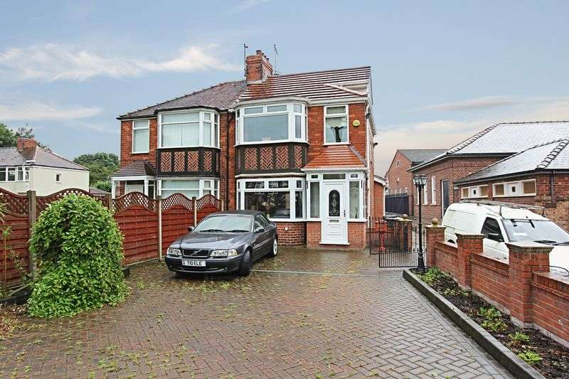 3 Bedrooms Semi Detached House for sale in Anlaby High Road, Hull