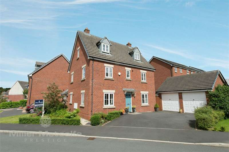 5 Bedrooms Detached House for sale in 5 Hampshire Avenue, Buckshaw Village, Chorley, Lancashire