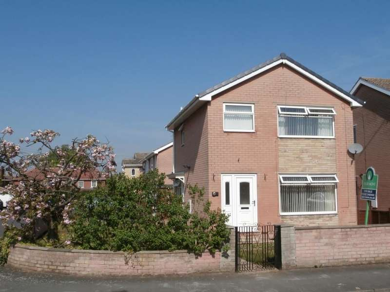 3 Bedrooms Detached House for sale in Connaught Drive, Kirk Sandall, DN3